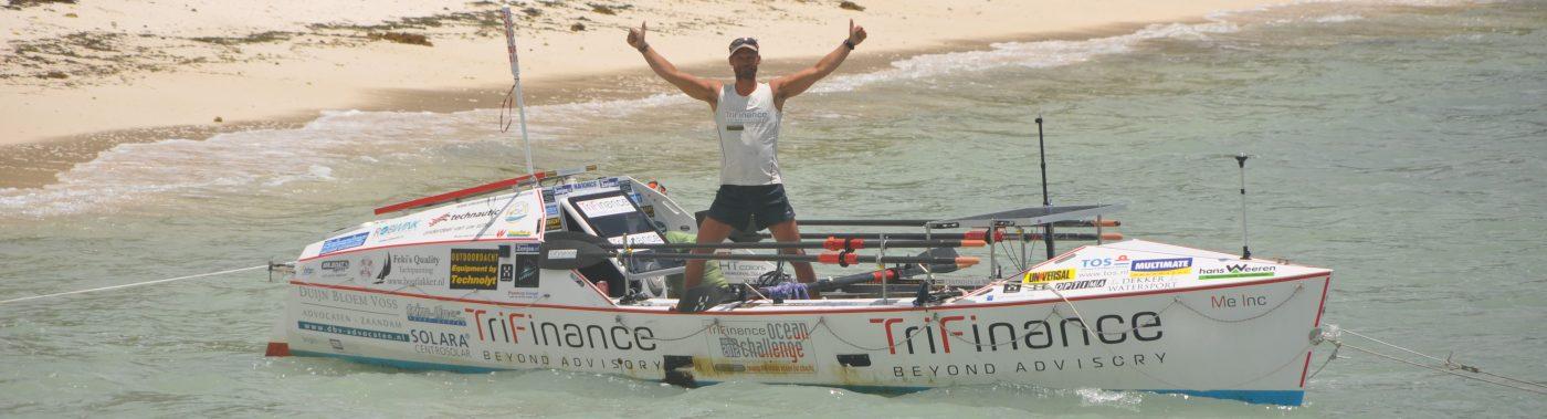 TriFInance Ocean Challenge - Ralph Tuijn