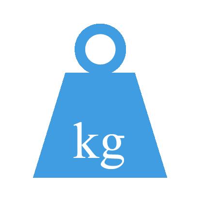 gewicht pictogram