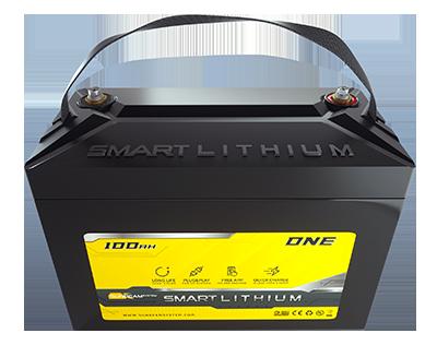 SUNBEAMsystem Smart Lithium ONE accu